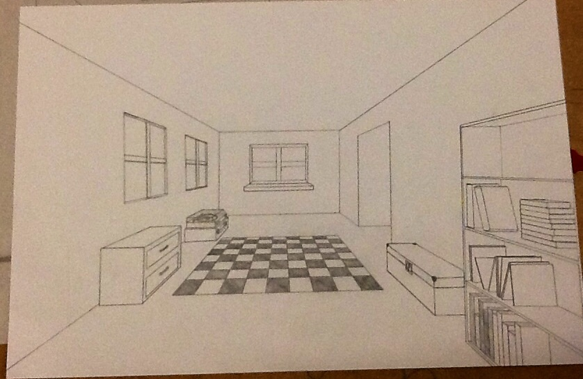 Room Drawing